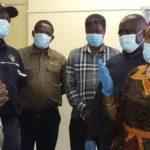 Minister Oppah Muchinguri-Kashiri tours City of Masvingo Isolation centre
