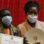 City of Masvingo awards long-serving employees