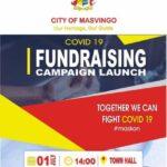 City of Masvingo COVID-19 Fundraising Launch