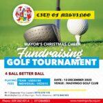 Mayor's Christmas Cheer Fundraising Golf Tournament