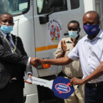 City of Masvingo commissions 12 service delivery vehicles