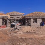 Runyararo North-West Clinic nearing completion